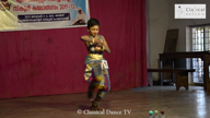 Bharatanatyam at Ernakulam Revenue District School Youth Festival